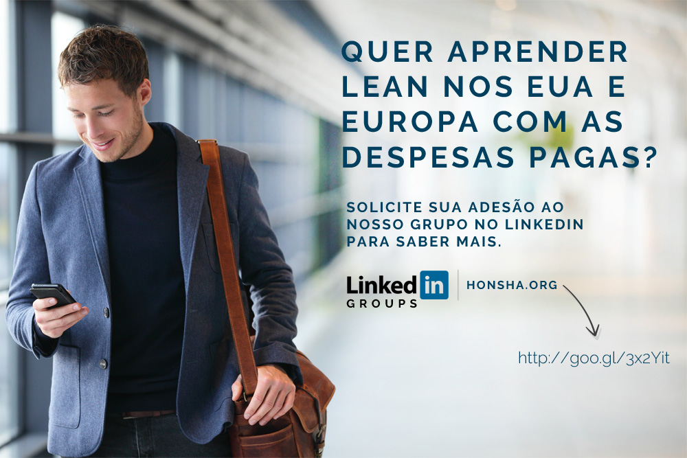 Grupo Honsha.ORG no Linkedin
